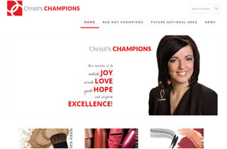 Christi Campbell new website