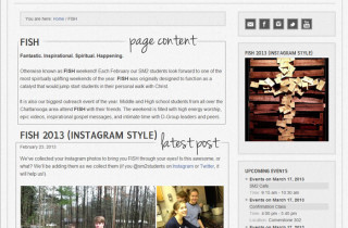 Genesis Blog Template Magic