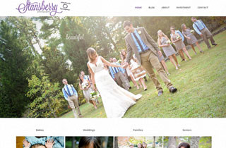 Cindy Stansberry Photography new website