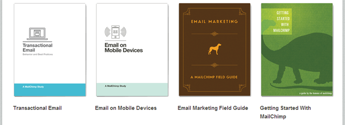 Incredibly Useful Resources from MailChimp