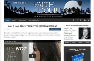 Faith and Doubt ( by Tim Filston )