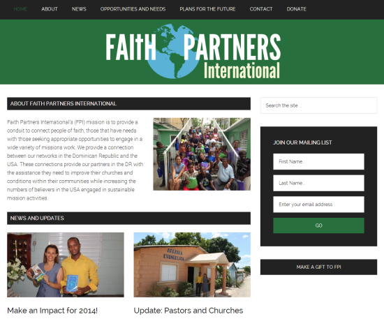 Faith Partners International